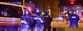 Fanáticos islámicos lanzan 6 ataques terroristas coordinados en Viena: 5 muertos y 14 heridos