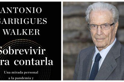 """Antonio Garrigues Walker: """"No estamos en esta vida para anunciar catástrofes sino para superar problemas"""""""