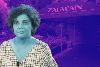 """La podemita eufórica con el cierre de Zalacaín: """"Se desmoronan las trastiendas del régimen del 78"""""""