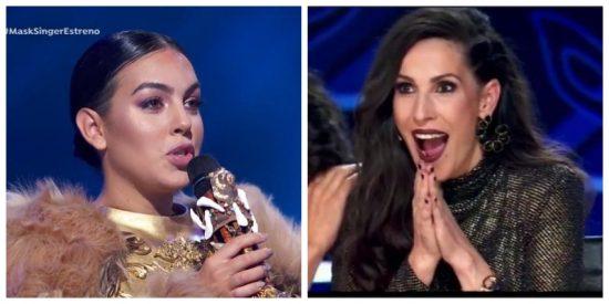 'Mask Singer' barre en audiencia (27%) con la sorpresa de Georgina Rodríguez y a pesar de Malú