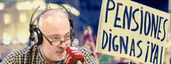 """Juan Carlos Higueras: """"Exigir pagar las pensiones con más impuestos es trilerismo político"""""""