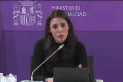 Montero presume de Ley de libertades sexuales mientras Podemos esconde a las menores explotadas en Baleares