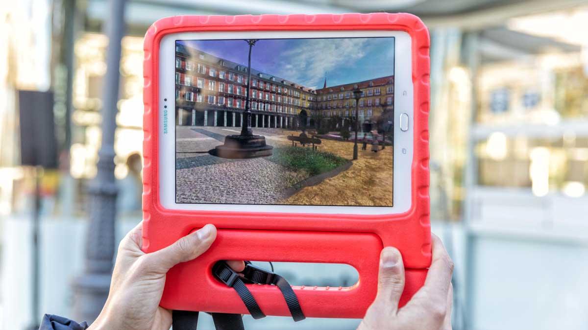 Pasado, presente y futuro de Madrid en unas nuevas rutas turísticas virtuales por la ciudad