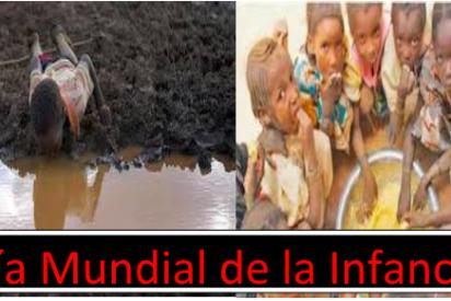 """Manuel del Rosal: """"Día Mundial de la Infancia ¿Hay algo que celebrar? """""""