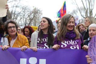 Al 8-M 'se la suda' la salud pública y convoca otra manifestación feminista el 25N