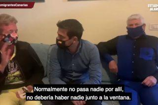 El infierno de un matrimonio belga que vive en un hotel con los inmigrantes ilegales en Tenerife