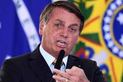 """Jair Bolsonaro acusa a la vacuna de Pfizer de tener negativos: """"Si te conviertes en un yacaré, es tu problema"""""""