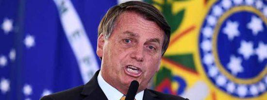 Presionan a Bolsonaro para imponer un toque de queda nacional que evite el colapso hospitalario