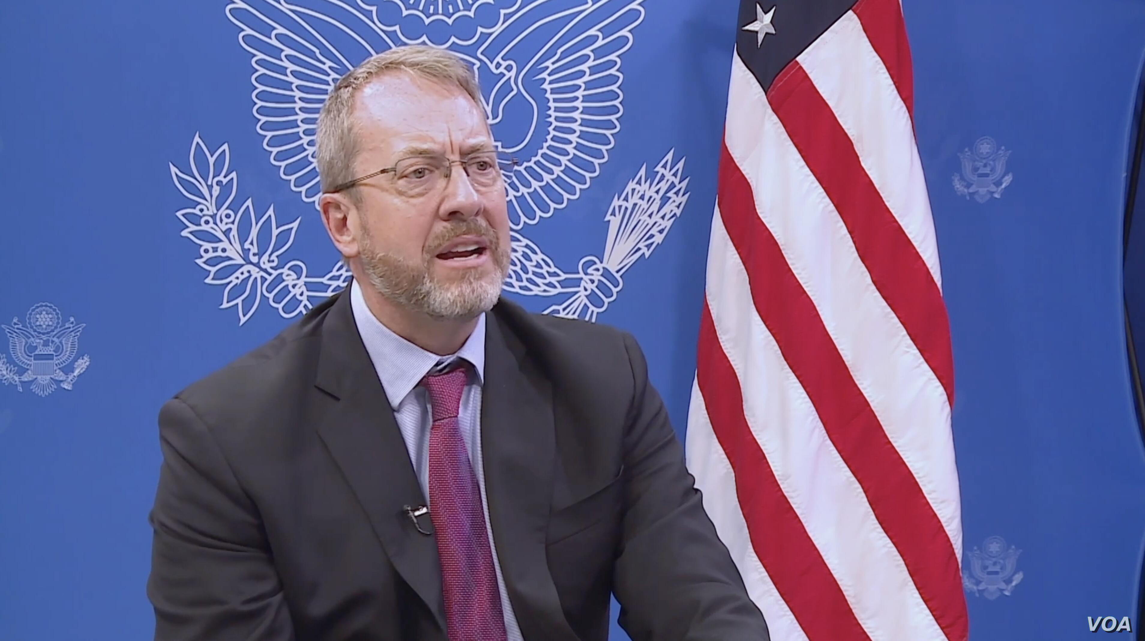 EEUU nombra a su primer embajador en Venezuela tras una década