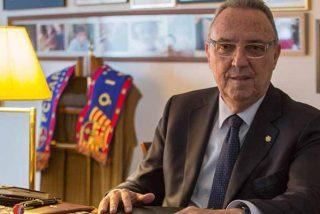 """Joan Gaspart: """"Soy el peor presidente del Barça, pero a Messi, Puyol, Xavi e Iniesta los traje yo"""""""