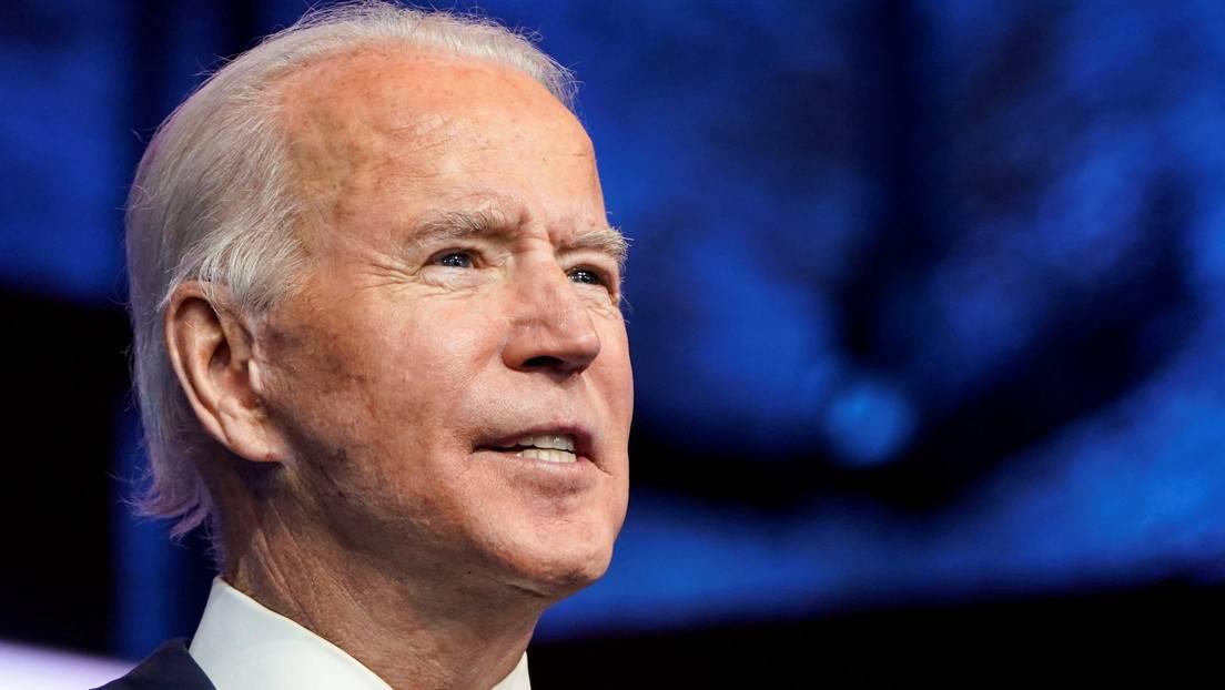 Joe Biden presenta a su futuro gabinete
