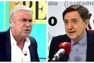 "Jiménez Losantos zahiere de lo lindo a Jorge Javier Vázquez: ""¡Analfabeto! ¡Millonario comunista!"""
