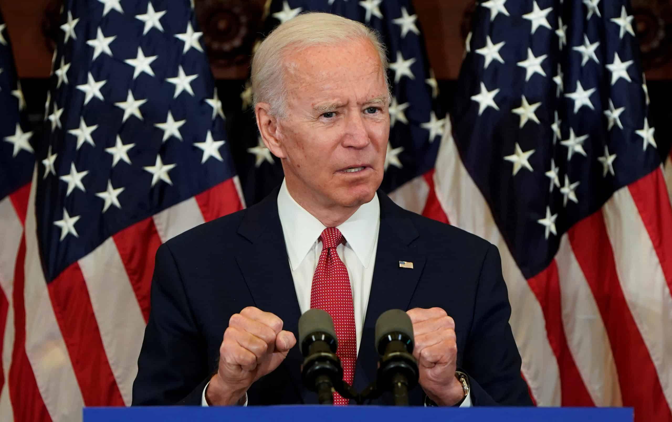 Joe Biden no cede ante la presión y seguirá reconociendo Jerusalén como capital de Israel
