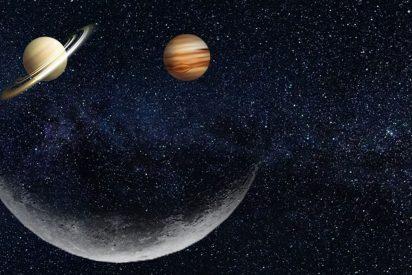 Júpiter y Saturno se 'fundirán' en un doble planeta en diciembre