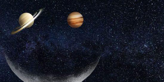 La expansión del Sol dejará con 'vida' a Júpiter y Saturno, pero no saldrán ilesos