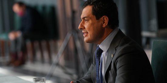 Juanma Moreno señala que estos son los Presupuestos que apuntalan la recuperación en Andalucía