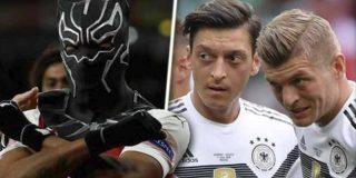 Kroos responde al dardo de Aubameyang pero Özil se entromete para saldar una cuenta pendiente