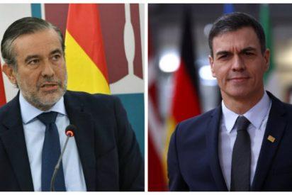 """Enrique López: """"Fulminar el español y acercar etarras a cambio de los PGE es una infamia y una vergüenza"""""""