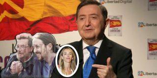 Losantos pone en su sitio al padre de Iglesias: perteneció al Comité pro-FRAP que se reconoció 'terrorista'