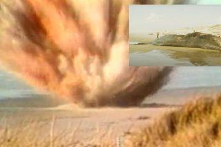 Cuando explosionaron con media tonelada de dinamita a la ballena: una noticia surrealista y un vídeo viral