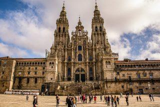 Una inglesa descubre una broma oculta durante 900 años en la Catedral de Santiago