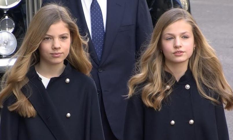 Pilar Eyre destripa sin maldad pero sin clemencia a la Infanta Sofía