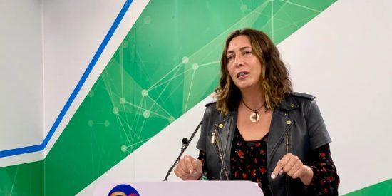 """Loles López (PP-A): """"Susana Díaz está centrada en defender a Bildu para mantener su sillón""""          """""""