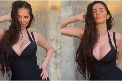 Mala Rodríguez comparte su desnudo más sensual desde la cama y con una impactante postura