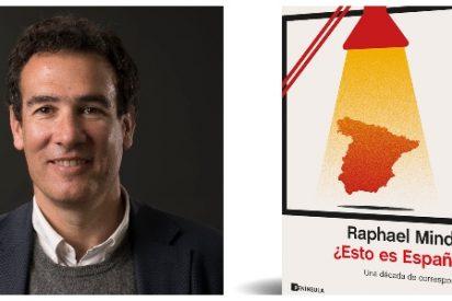 """Raphael Minder (The New York Times): """"No se caerá el mundo por hacer un referéndum acordado en Cataluña"""""""