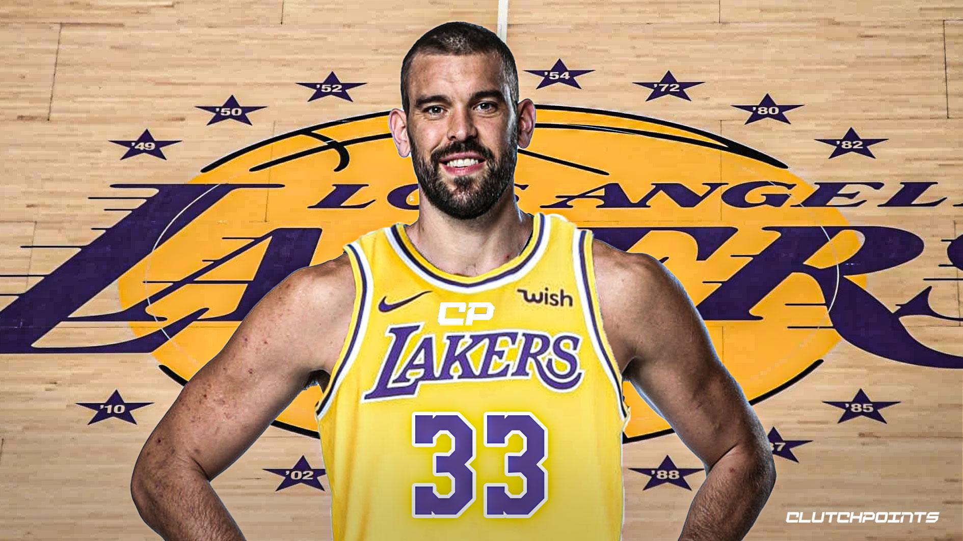 NBA: Marc Gasol ficha por los Lakers y será compañero de LeBron James las dos próximas temporadas