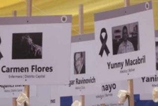 """Otra cara de la tragedia chavista en Venezuela: """"Los médicos se están muriendo"""""""