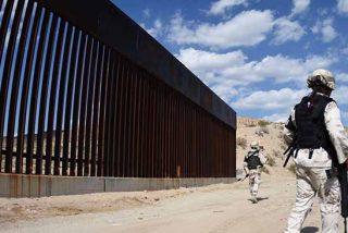 """Joe Biden, sobre el muro fronterizo de EEUU: """"No se construirá otro centímetro"""""""