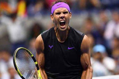 Ganador histórico: El dato que catapulta a Nadal como rey del tenis mundial
