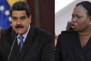 """La Fiscal 'chavista' de la CPI lanza un """"informe sesgado"""" para beneficiar a Maduro ante La Haya"""