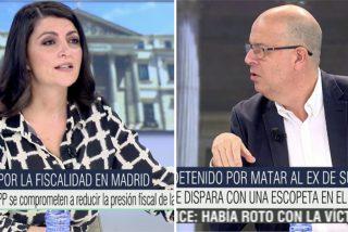 """Olona abochorna al socialista de turno: """"¡Estos Presupuestos de ETA son a costa de la sangre de las víctimas!"""""""