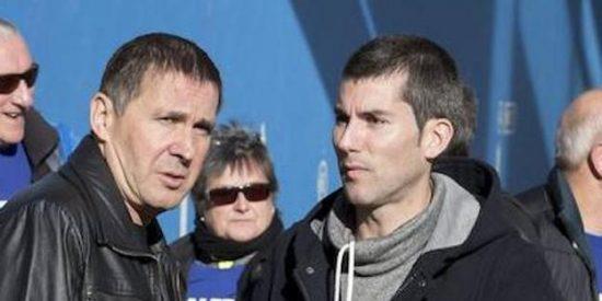 """El 'angelito' de Bildu que amenaza con """"tumbar el régimen"""" pasó 8 años en la cárcel por ser terrorista de ETA"""