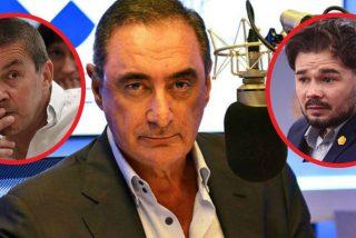 """Herrera traza el esperpento: """"Rufián garantiza la unidad de España y Otegui tiene la razón"""""""