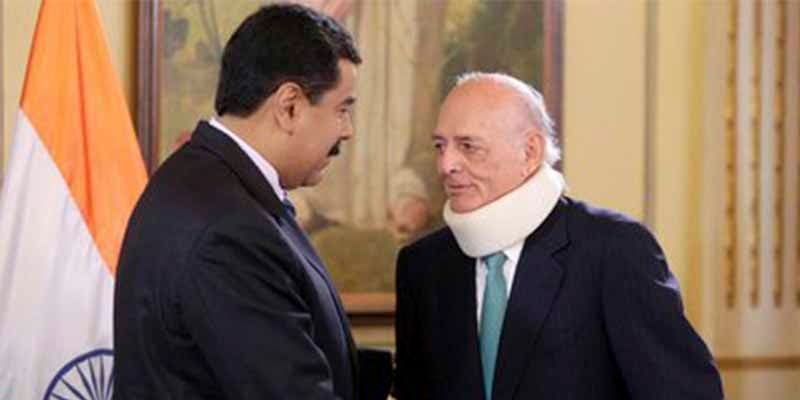 Muere por COVID-19 Oswaldo Cisneros, magnate venezolano de las telecomunicaciones