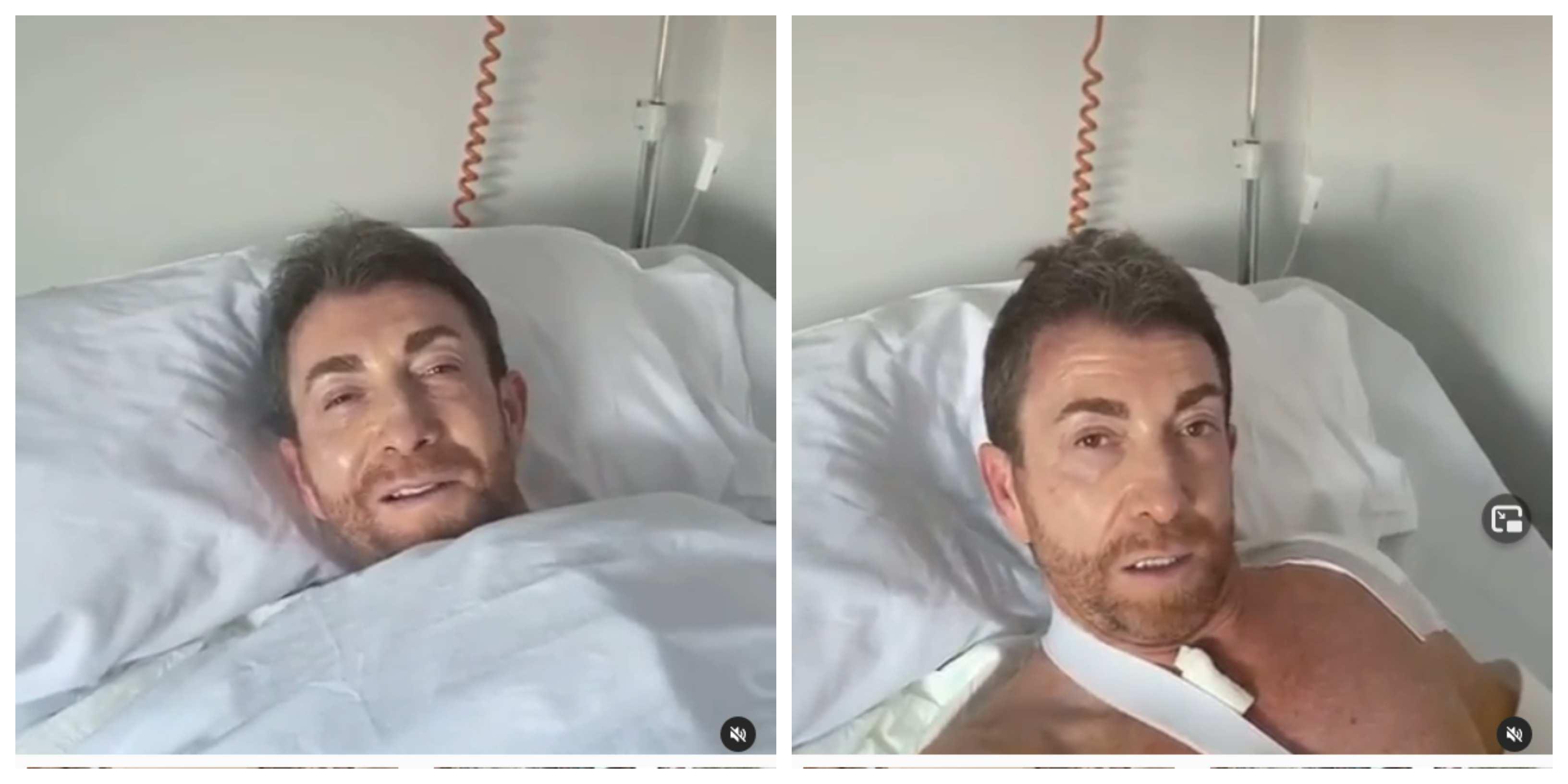 El tremebundo susto que Pablo Motos propina a sus fans con un vídeo explícito en Instagram