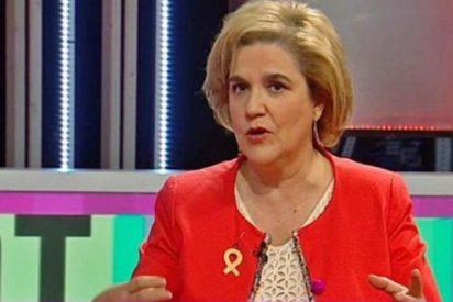 Pilar Rahola sale cara a TV3: 127.800 euros en dos años por sus soflamas independentistas