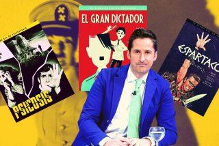 """Guillermo Balmori: """"El discurso político de Chaplin en el 'El Gran Dictador' no ha perdido vigencia"""""""