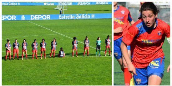 Una jugadora de fútbol española se niega a realizar el minuto de silencio por Maradona y la goleada se hace viral