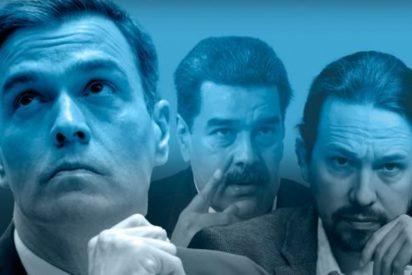 """Eduardo Inda: """"Sánchez e Iglesias están convirtiendo España en Españazuela"""""""