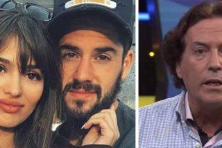 Sara Sálamo arremete contra Pipi Estrada por negar el veganismo de Isco Alarcón