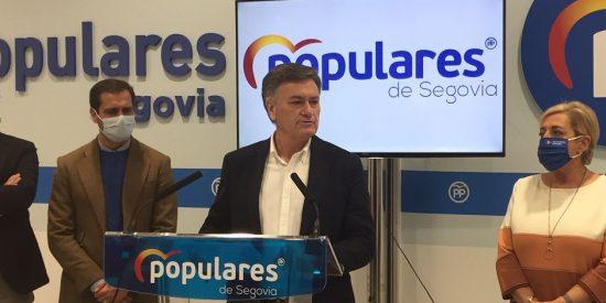 El PP CyL insta a Luis Tudanca a que exija al Gobierno ayudas para la hostelería como las de la Junta de Castilla y León