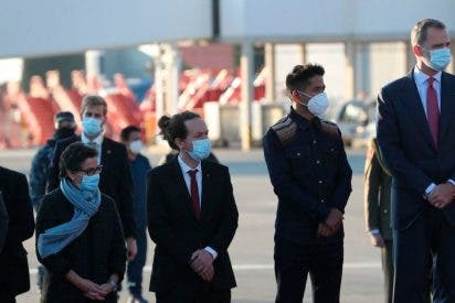 Crisis: Moncloa culpa al Rey Felipe de 'instigar' la carta militar contra Sánchez e Iglesias