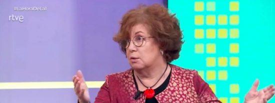 """La 'pija-progre' Rosa Villacastín pide abolir la Navidad en TVE: """"No pasa nada porque dejemos de celebrarla"""""""