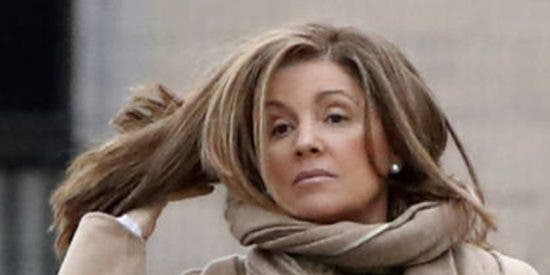 Rosalía Iglesias, la mujer de Bárcenas, ingresa en la prisión de Alcalá con una condena de 13 años de cárcel