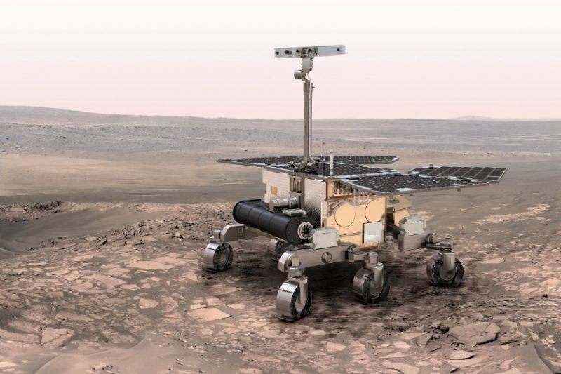 Preocupación por el paracaídas de la ESA para Marte: sigue teniendo problemas