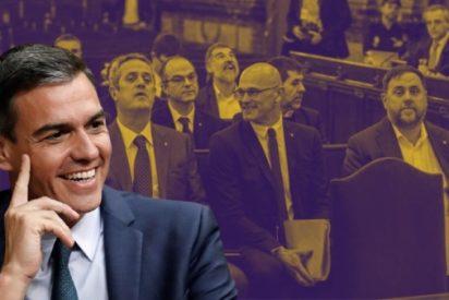 Suelta de golpistas: Sánchez acelera la reforma del delito de sedición para que estén en la calle por Navidad